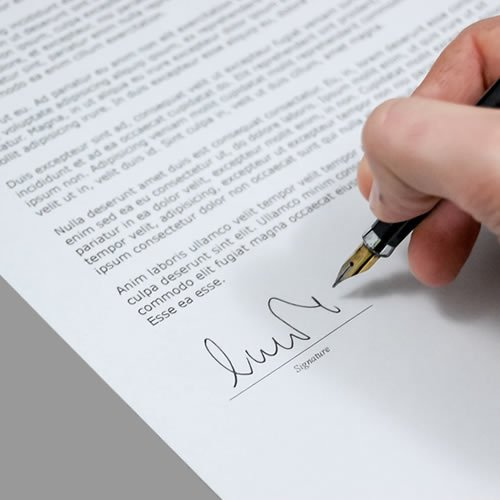5 Common Types Of Business Contracts